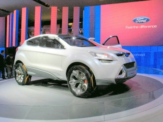 Ford Iosis X