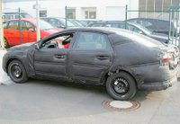 Ford Mondeo back