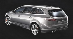 Ford Mondeo SW Concept