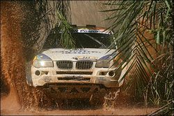 Guerlain Chicherit Dakar 2006