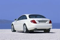 Mercedes Classe CL back