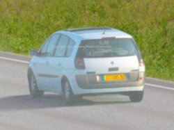 Renault Grand Scenic back
